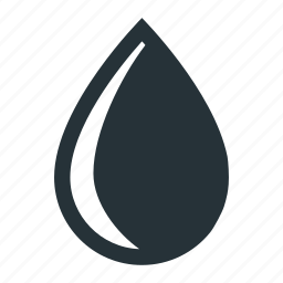 drop, industry, life, oil, water icon