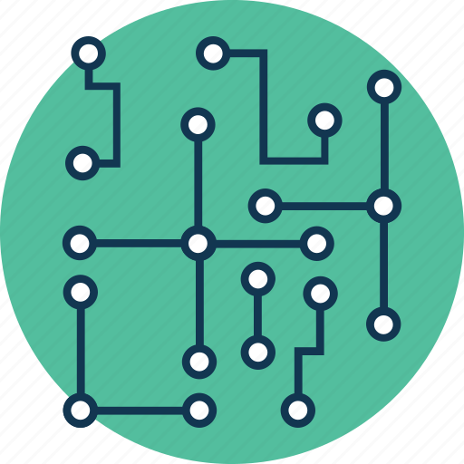backup, big data, board, chip, circuit connection, circuit data, connection, data icon