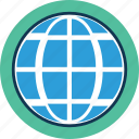 cartography, destination, earth, geography, globe, planet, world globe icon