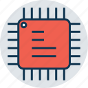 central processing unit, computer chip, computer motherboard, integrated circuit, memory chip, microprocessor, processor chip icon