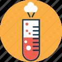 lab equipment, lab test, laboratory equipment, science, science equipment, science lab instruments, test tube icon
