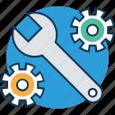action, cogwheel, cogwheel processing, edit, generator, preferences, settings icon