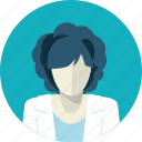 avatar, doctor, hospital, medicine, people, woman icon