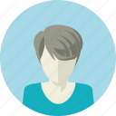 avatar, flat design, hospital, male, medicine, people, woman icon