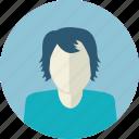 avatar, health care, male, medicine, people, woman icon