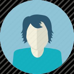 avatar, flat design, health care, male, medicine, people, woman icon