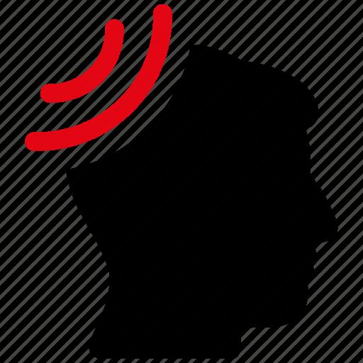 advertisement, advertising, marketing, mind, promotion, radio news, reception icon