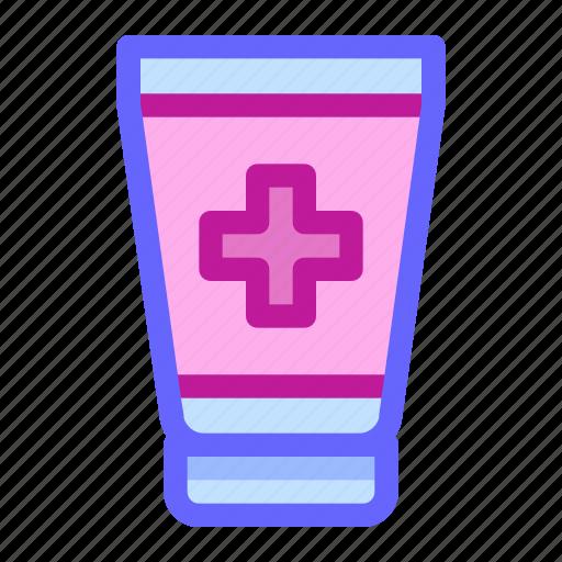 cream, drug, healing, medical, medicine, pharmacy, treatment icon