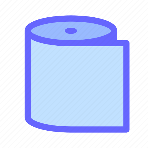 health, medical, paper, roll, tissue, toilet icon