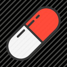 drug, health, hospital, medical, medicine, pill, treatment icon