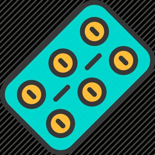drug, health, medical, pill, prescription, tablet icon