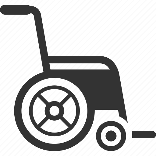 disability, handicap, wheelchair icon