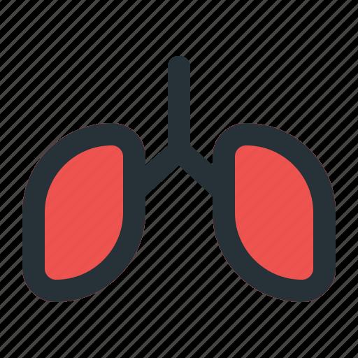 Body, health, hospital, lunge, medical, organ icon - Download on Iconfinder