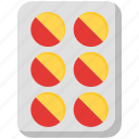 capsule icon, drugs, hospital, medic, medicine, pill, vitamin icon