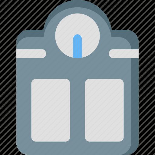 clinic, hospital, medic, medical, medicine, scales, scales icon icon