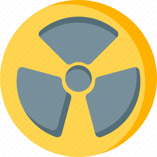alert, danger, emergency, hospital, medic, poison, raditation icon