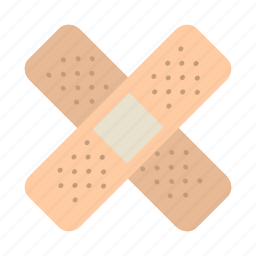 aid, band, doctor, firstaid, healthcare, medical, treatment icon