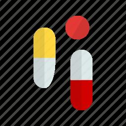 drugs, health, medicine, medicines, pharmacy, pills, treatment icon