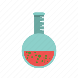 chemical, chemistry, experiment, flask icon