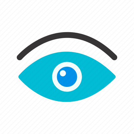 Eye, see, look icon - Download on Iconfinder on Iconfinder