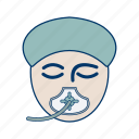anesthesia, emergency, healthcare, surgery icon