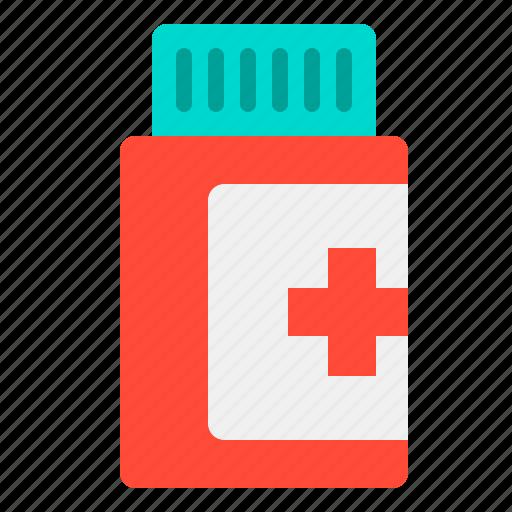 drug, health, medical, medicine, pill, protection, treatment icon