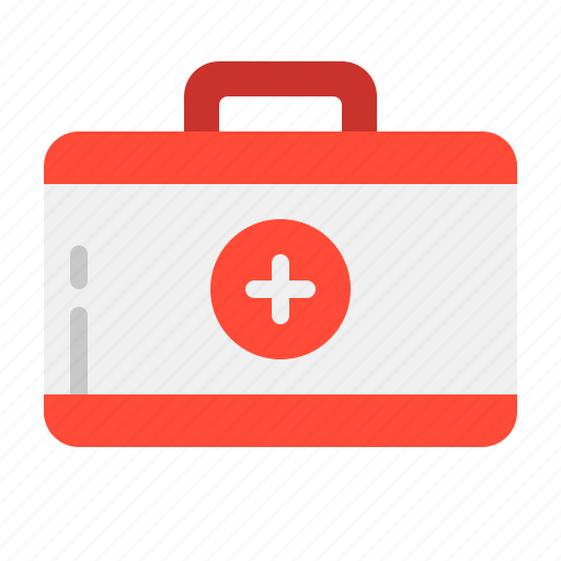case, doctor, health, hospital, medical, medicine, suitcase icon