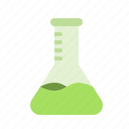 beaker, chemistry, health, medical, medicine, test, tube icon