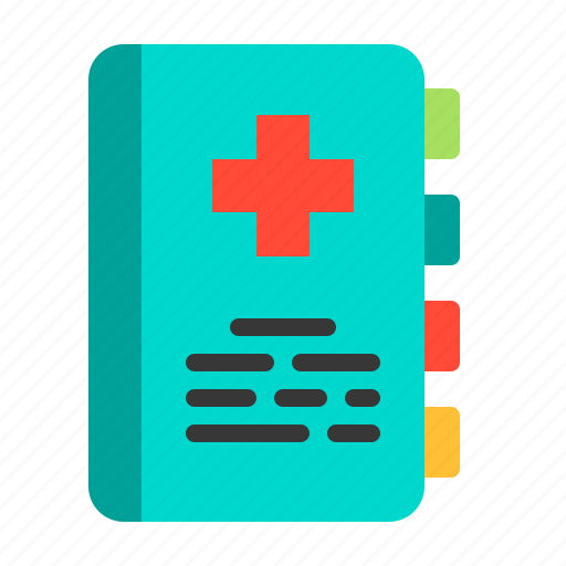 Document, folder, health, hospital, medical, medicine, treatment icon - Download on Iconfinder
