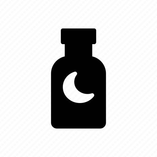 bottle, jar, medical, pharmacy, tablets icon