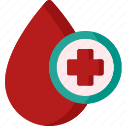 add, blood, donation, drop, droplet, hospital, transfusion icon