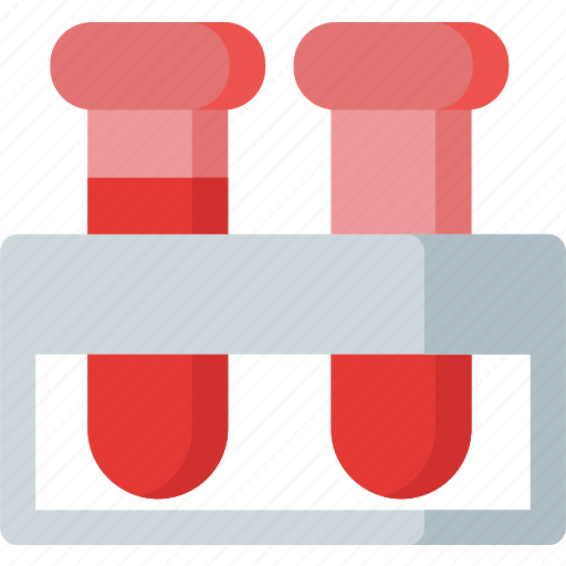 chemical, chemistry, experiment, flask, laboratory, samples, tube icon