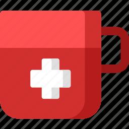 drug, drugs, emergency, jar, medical, medicine, pill icon