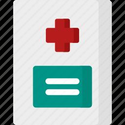 aid, care, health, healthcare, hospital, insurance, treatment icon