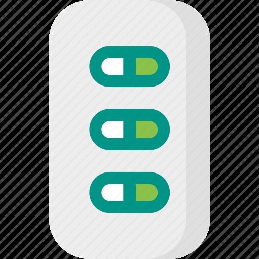 drug, healthcare, medicine, pharmacy, pill, pills, treatment icon
