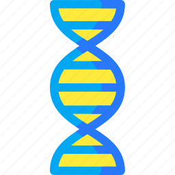 biology, chemistry, dna, genetics, lab, molecule, structure icon