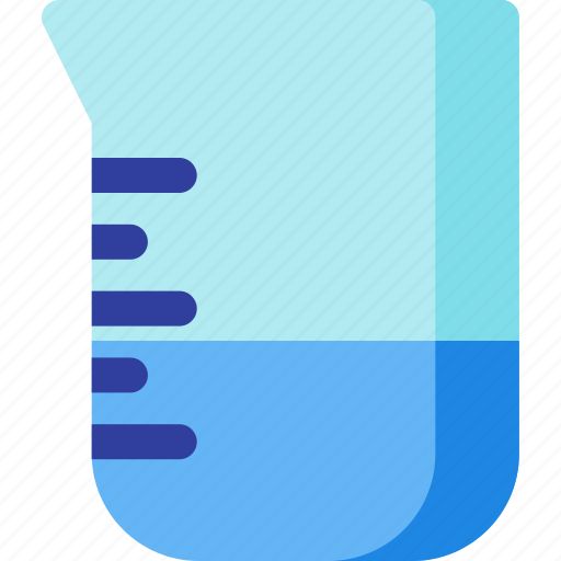 beaker, chemistry, experiment, lab, laboratory, research, science icon
