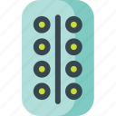 clinic, doctor, healthcare, hospital, medicine, pills, tablets icon