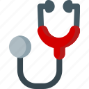 device, doctor, health, medical, stethoscope, technology icon