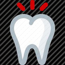 dental, dentist, hospital, medical, medicine, teeth, tooth icon