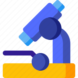 chemistry, lab, laboratory, microscope, research, science, tube icon