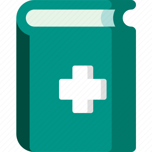 book, clinic, education, healthcare, medical, records, science icon