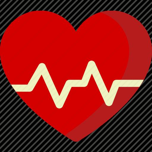 beat, health, healthcare, heart, love, medical, medicine icon
