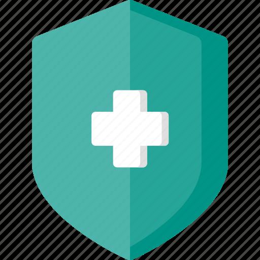 health, healthcare, healthy, insurance, medical, medicine, sheild icon