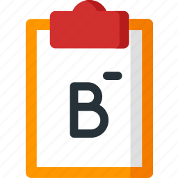blood, document, folder, page, paper, sheet, type icon