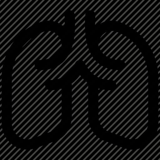 Health, healthcare, lungs, medical, medicine icon - Download on Iconfinder