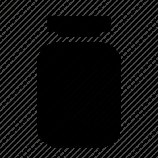 bottle, health, medicine, pills, supplement, vitamins icon