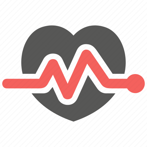 beat, ecg, electrocardiogram, electrocardiography, heart, pulse, rate icon