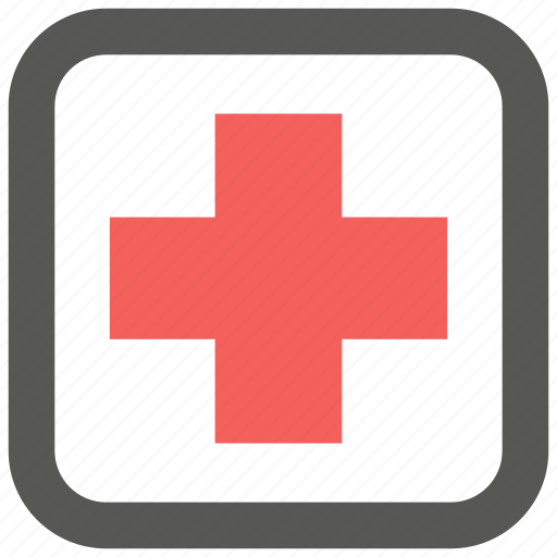 aid, first aid, healthcare, hospital, medical, medicine, red cross icon