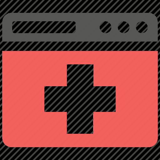 doctor, health, medical, medicine, online, services, web icon